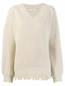 Dorothee Schumacher knitted jumper - Neutrals