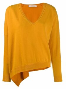 Dorothee Schumacher V neck jumper - Yellow
