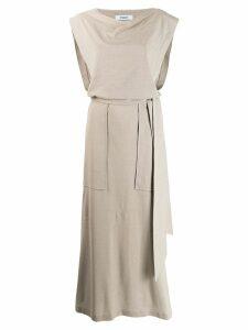 Chalayan day dress - Neutrals