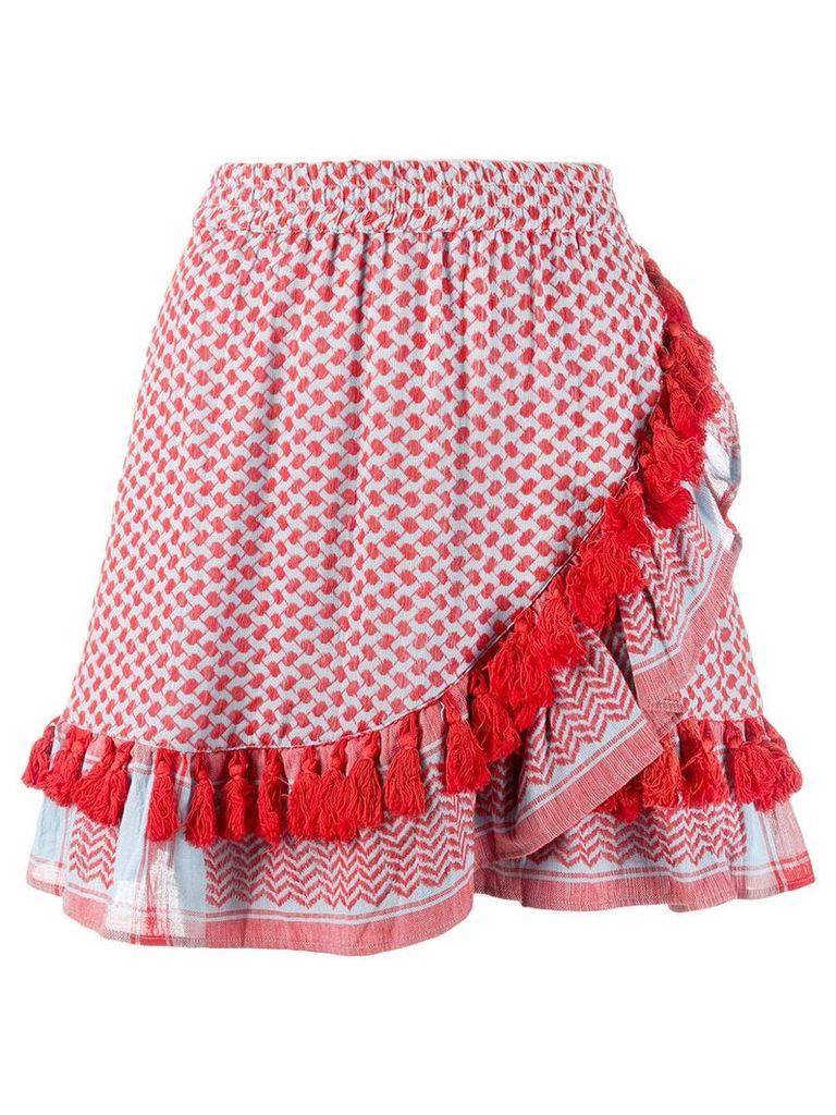 Cecilie Copenhagen sonja skirt - Blue