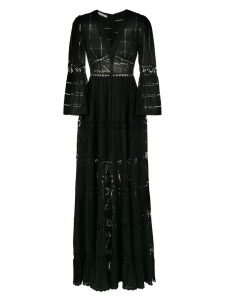 Martha Medeiros maxi dress - Black