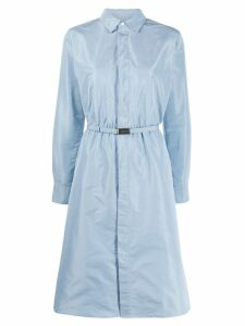 Ralph Lauren Collection belted shirt dress - Blue