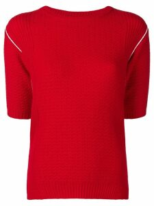 Marni knitted jumper - Red