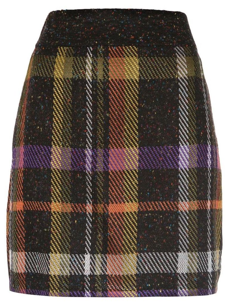 Cecilia Prado Florbela knitted skirt - Multicolour