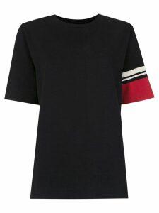 Osklen t-shirt with stripe details - Black