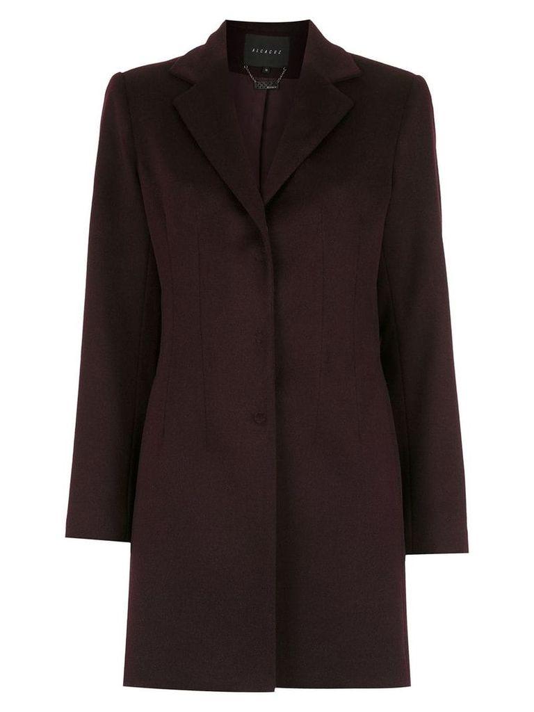 Alcaçuz Liberar coat - Red