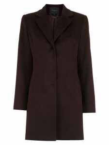 Alcaçuz Liberar coat - Red