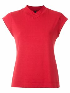Lygia & Nanny V-neck T-shirt - Red