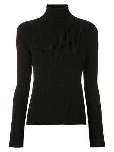 Egrey turtle neck jumper - Black