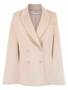 Gloria Coelho double-breasted blazer - PINK