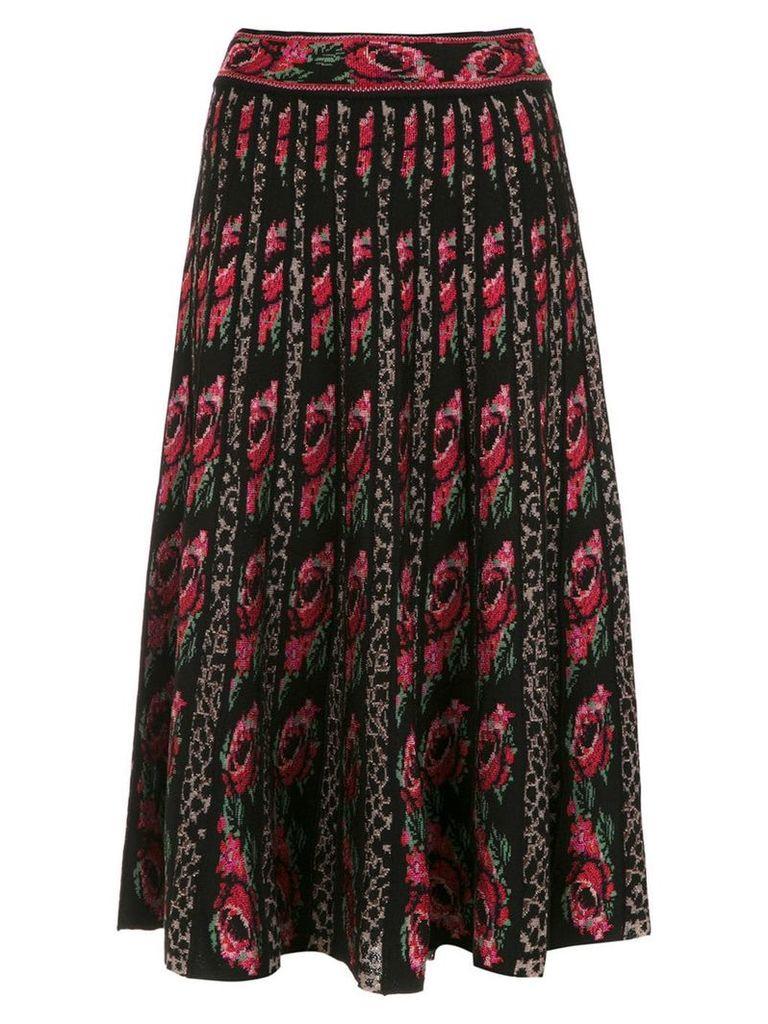 Cecilia Prado Emanuela midi skirt - Multicolour