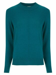 Egrey cashmere sweater - Blue