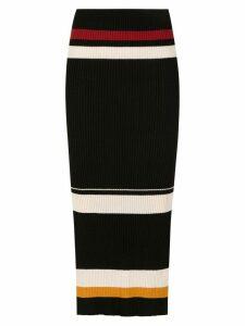 Osklen knit midi skirt - Multicolour