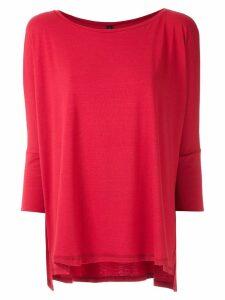 Lygia & Nanny Maína Radiosa sweatshirt - Red