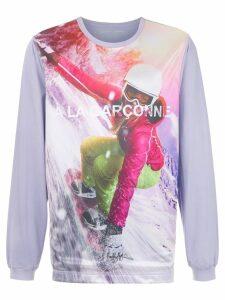 À La Garçonne À La Garçonne x Olympikus t-shirt - Multicolour
