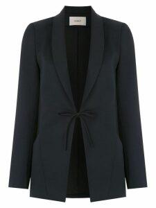 Egrey wool blazer - Blue