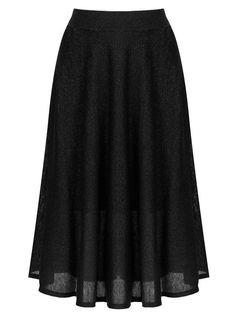 Cecilia Prado Iasmin midi skirt - Black