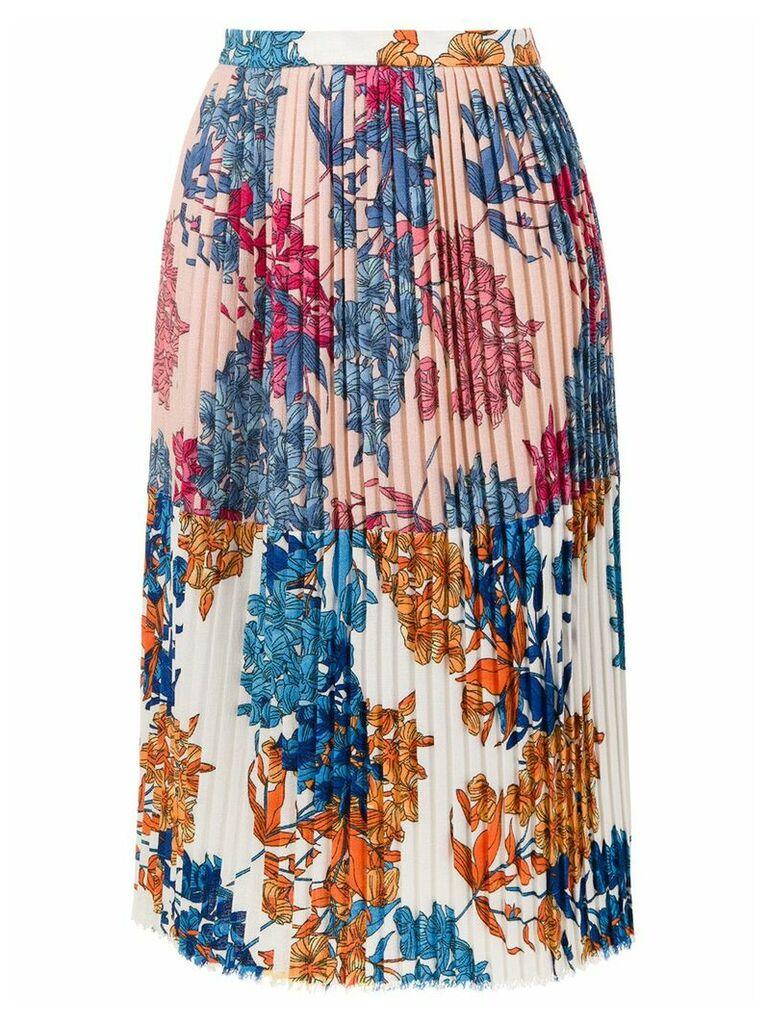 À La Garçonne pleated skirt - Pink