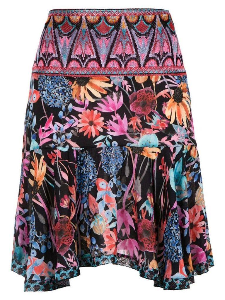 Cecilia Prado Glenda short skirt - Multicolour