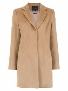 Alcaçuz Liberar coat - Neutrals
