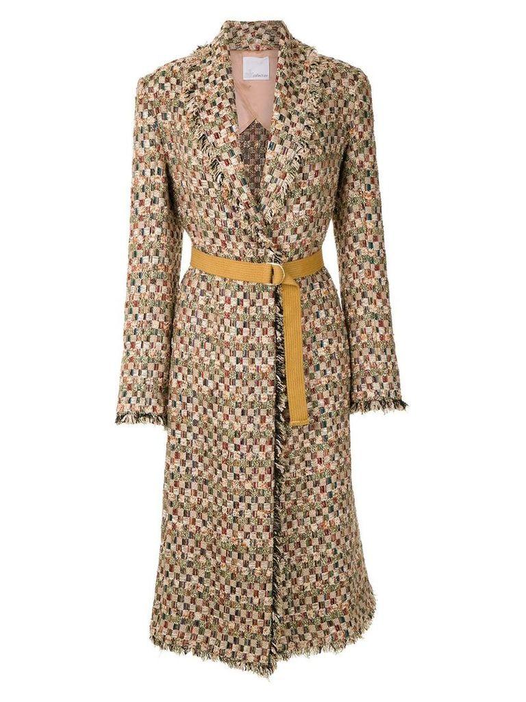 Nk long tweed blazer - Multicolour