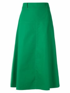 Nk a-line midi skirt - Green