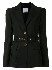 Nk belted blazer - Black