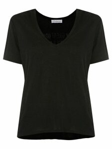 Nk printed t-shirt - Black