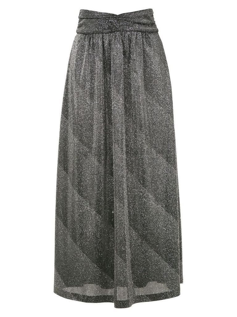 Nk lurex midi skirt - Metallic