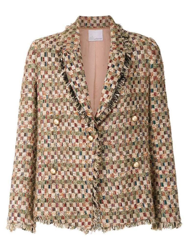 Nk tweed blazer - Multicolour