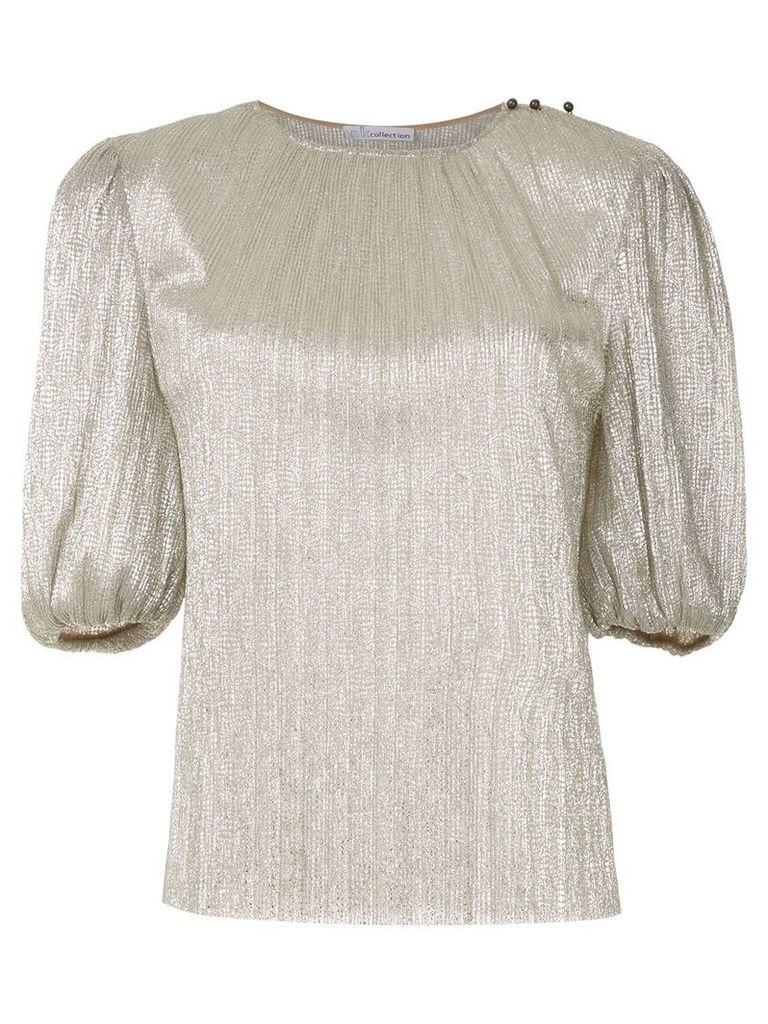 Nk lurex blouse - Metallic