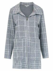 Alcaçuz Limeira coat - Grey