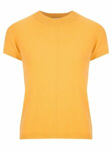 Egrey cashmere top - Yellow