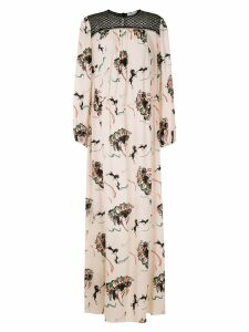 Nk maxi printed dress - Multicolour