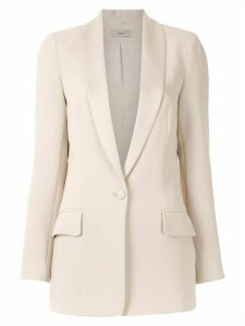 Egrey single breasted blazer - Neutrals
