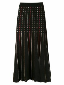 Nk midi knitted skirt - Multicolour