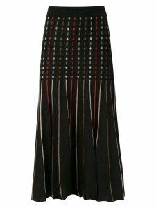 Nk midi knitted skirt - Multicolour
