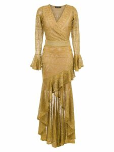 Cecilia Prado Gustava long dress - Yellow