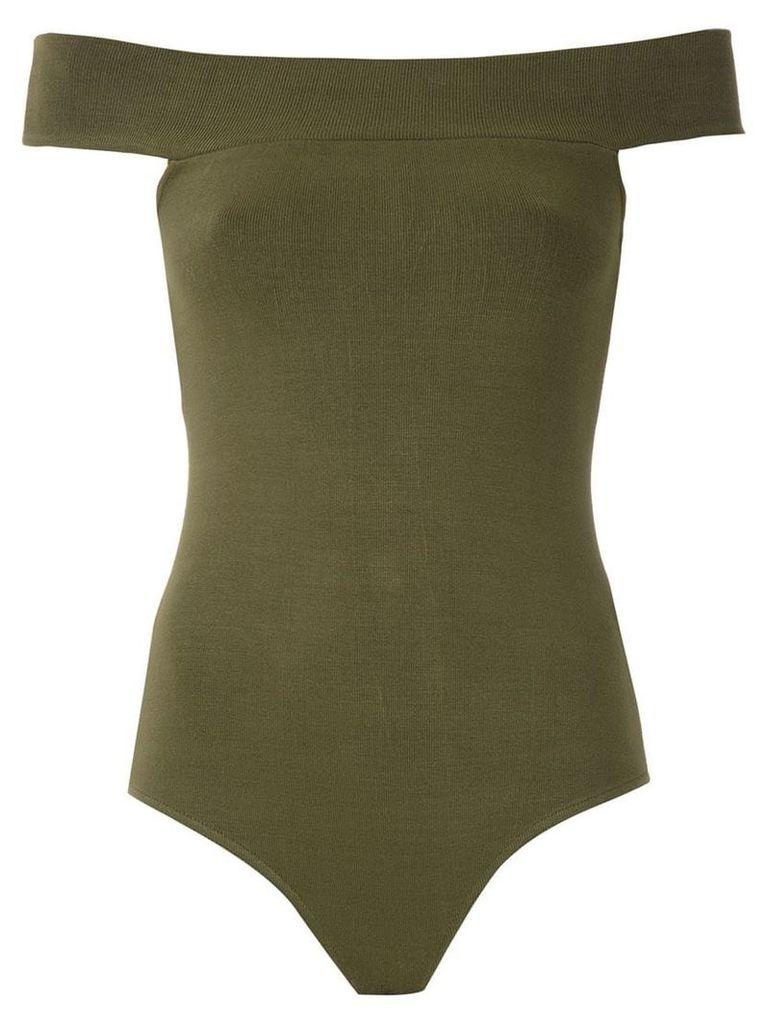 Magrella Bateaux bodysuit - Green