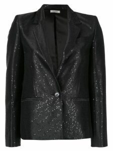 Nina Ricci sequined blazer - Black