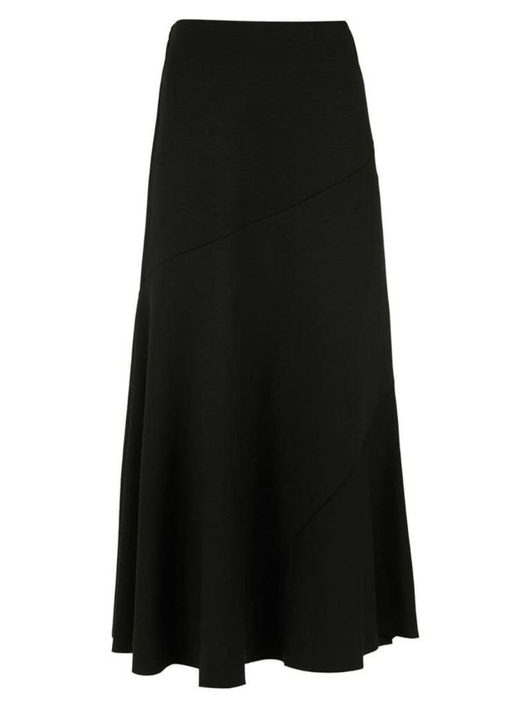 Alcaçuz Levi midi skirt - Black