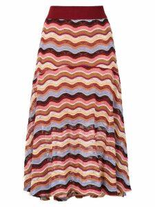 Cecilia Prado Geovana midi skirt - Multicolour