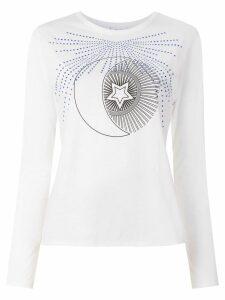 Nk embellished blouse - White