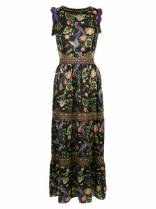 Cecilia Prado Giulia long knitted dress - Multicolour