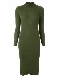 Mara Mac high neck dress - Green