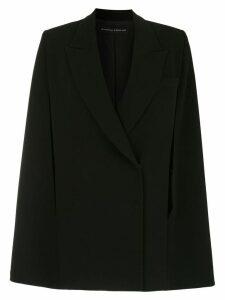 Gloria Coelho double breasted blazer - Black