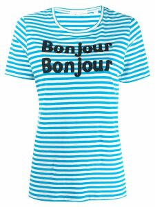 Chinti & Parker Bonjour T-shirt - Blue