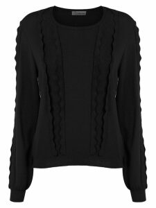 Nk knitted top - Black