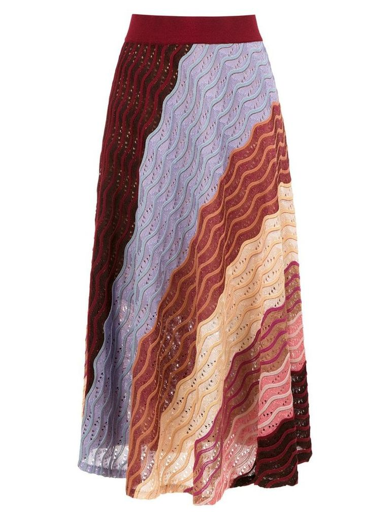 Cecilia Prado Francisca midi skirt - Multicolour