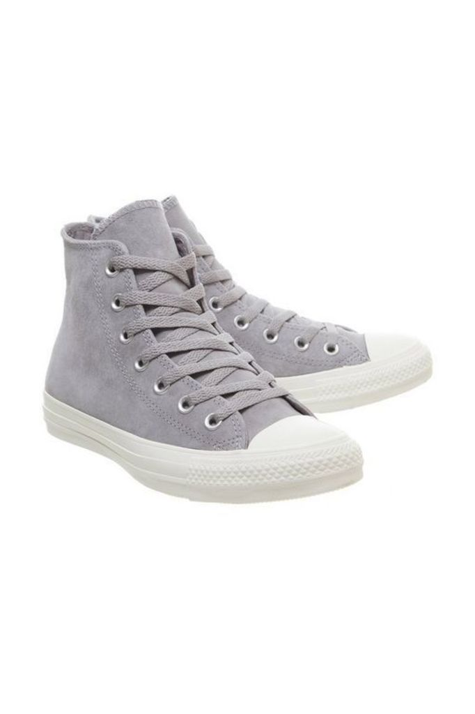 Womens **Converse All Star Hi Trainers By Office - Multi, Multi